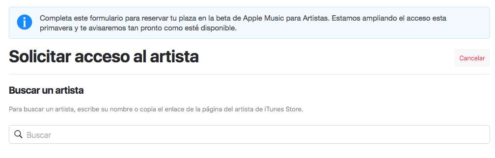 apple music for artists