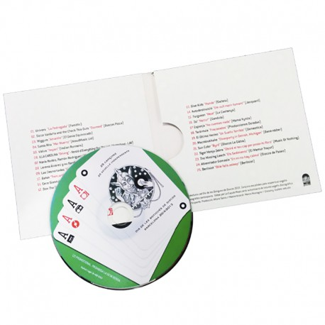 Funda CD Gatefold