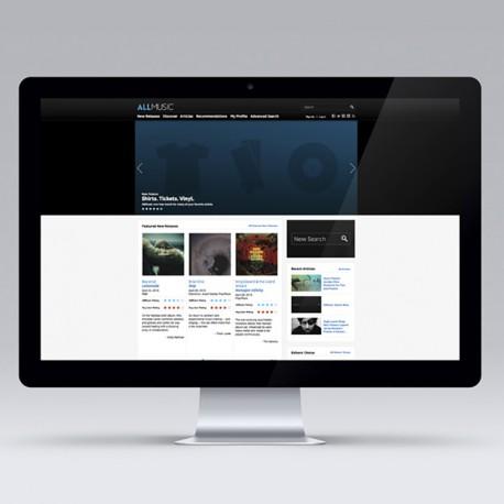 Alta en Allmusic