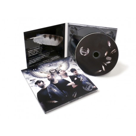 CD en digipack