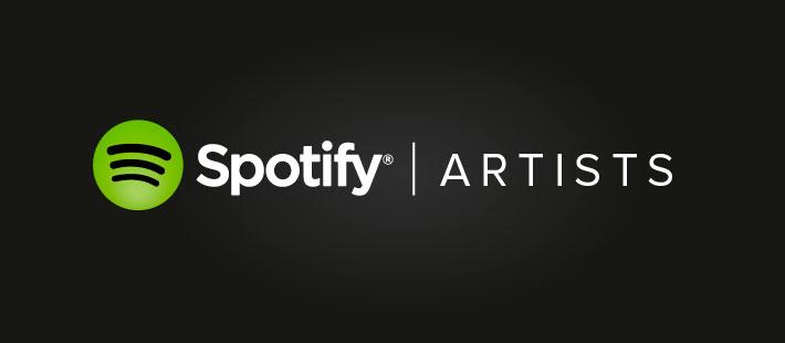 cuenta de artista en Spotify