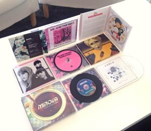 Fabricación CDs