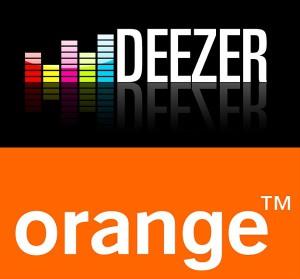 Orange-Deezer