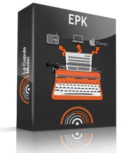 Electronic Press Kit para artistas