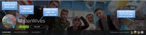 Perfil de Spotify