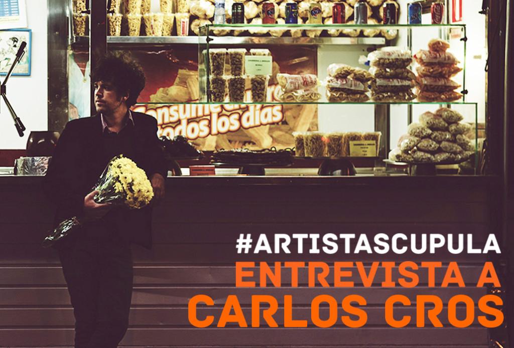 Carlos Cros entrevista La Cupula Music