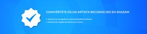 Shazam verify artist