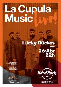 Lücky Dückes - La Cupula Music Live!