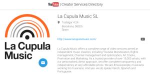Creator Services Directory