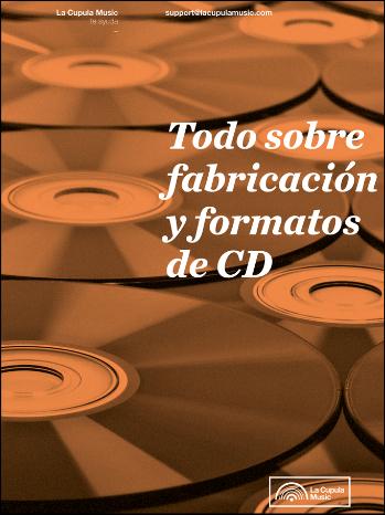 fabricación de CD's