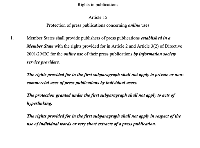 ley del copyright