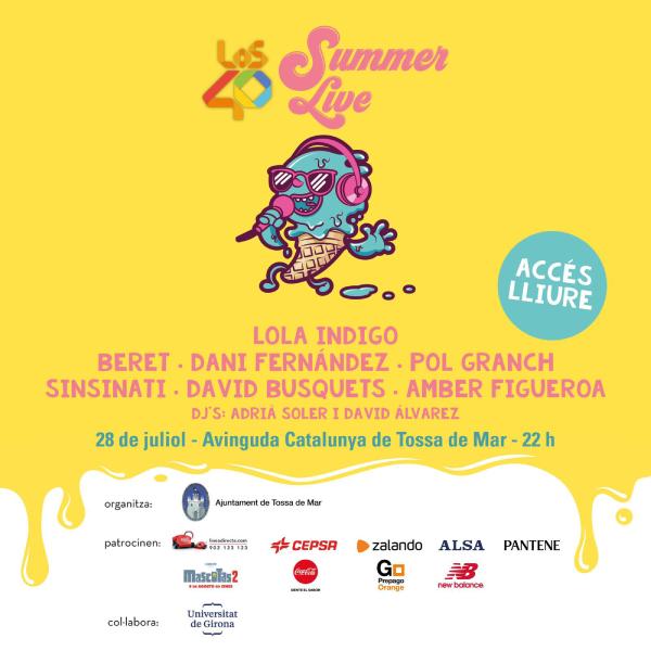 los 40 summer live